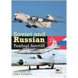 Hikoki Publications Soviet & Russian Testbed Aircraft Hc