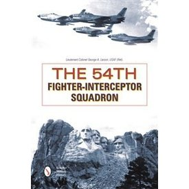 Schiffer Publishing 54th Fighter Interceptor Squadron Hc Schiffer+Nsi+