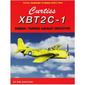 Curtiss Xbt2c1 Bomber,Torpedo Prototype:Nf#62:Naval Fighters Sc+Nsi+