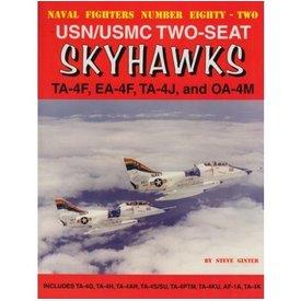 Douglas A4 Two Seat Skyhawks:Usn/Mc:Nf82 Sc Naval Fighters