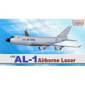 Dragon DRAGO B747 AL1 ABL1 USAF AIRBORNE LASER 1:400