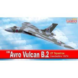 Dragon DRAGO VULCAN B2 27 SQN RAF ROYAL AIR FORCE 1:200