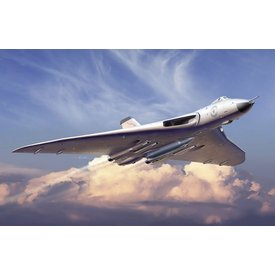 Dragon CYBER Vulcan B2 Bomber nucflash white 1:200 KIT