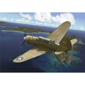 CYBER A25A-5-CS SHRIKE USAAF (DEVASTATOR) 1:72