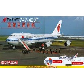 Dragon DRAG B747-400P CHINA AIRLINES CUTAWAY KIT 1:144