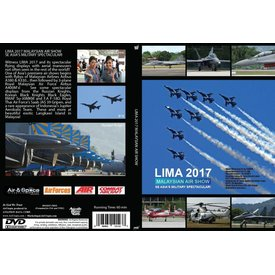 Aviation Data Corp. Utopia Dvd Lima 2017:Malaysian Air Show