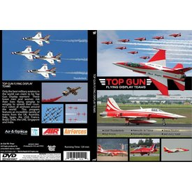 Aviation Data Corp. UTOPIA DVD TOP GUN FLYING DISPLAY TEAMS