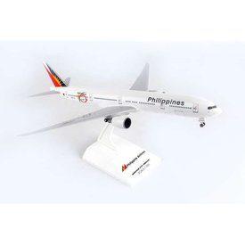 SkyMarks 777-300ER Philippines 75th Annivesary 1:200 With gear+ stand