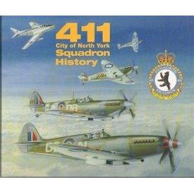 411 City Of North York Squadron History Hc