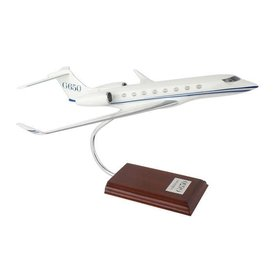 EXECUTIVE SERIES G650 GULFSTREAM 1:72 G650 ON TAIL