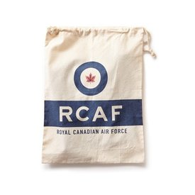Red Canoe Brands RCAF Travel Bag Fabric