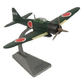 Air Force 1 Model Co. A6M2 Zero 261ST NAC Saipan Smithsonian 1:72 with stand