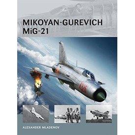 Osprey Publications Mikoyan-Gurevich Mig21 Fishbed:Avg#14 Sc