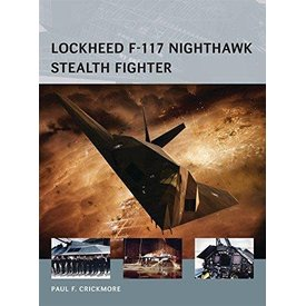 Osprey Publications Lockheed F117 Nighthawk Stealth Ft:Avg16