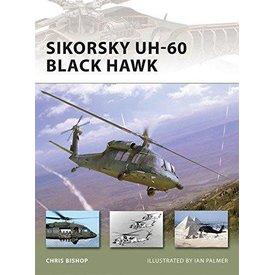Osprey Publications Sikorsky Uh60 Blackhawk:Nvg#116 Osprey