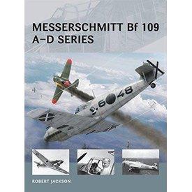Osprey Publications Messerschmitt Bf109a-D:Osprey Avg#18 Sc