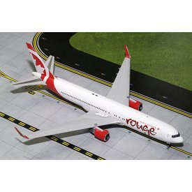 Gemini Jets B767-300W Air Canada rouge C-FMLV 1:200 with stand