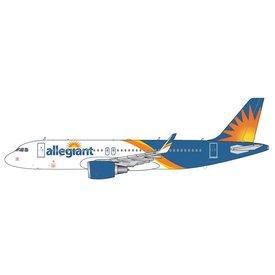 Gemini Jets A320S ALLEGIANT AIR NC16 1:200 (NO REG)