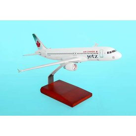 A320 Air Canada Jetz 2004 livery 1:100 with stand, no gear