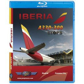 justplanes JUSTP BLU IBERIA A330-300 ETOPS MAD-PTY