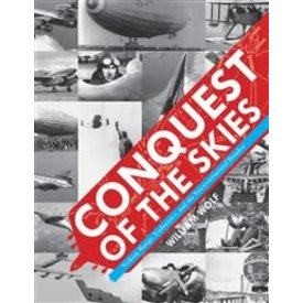 Schiffer Publishing Conquest of the Skies:Seeking Range, Endurance, and the Intercontinental Bomber HC