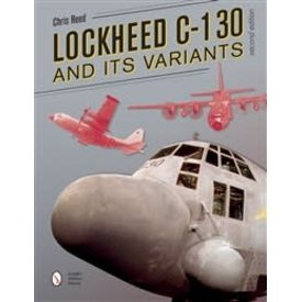 Schiffer Publishing Lockheed C130 Hercules & Variants Sc 2e 2017