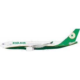 InFlight A330-200 EVA Air NC15 B-16310 1:200 with Stand