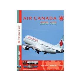 justplanes DVD Air Canada ERJ190 Toronto Havana **O/P**