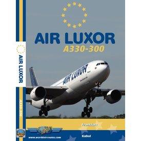 justplanes DVD Air Luxor A330-300  **o/p**
