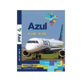 justplanes DVD Azul ERJ190 ERJ195**o/p**