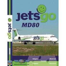 justplanes DVD Jetsgo Canada MD80**O/P**