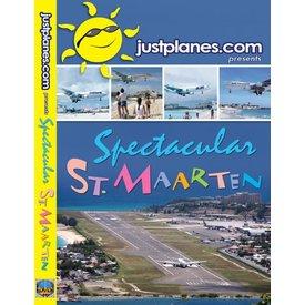 justplanes DVD St.Maarten Spectacular**o/p**