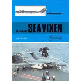 Warpaint DEHAVILLAND SEA VIXEN:WARPAINT #11 SC