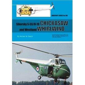 Warpaint Sikorsky S55 H19 Chickasaw & Westland Whirlwind:WARPAINT#106 SC