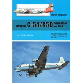 Warpaint Douglas C54 R5D Skymaster & DC4:WARPAINT#109 SC