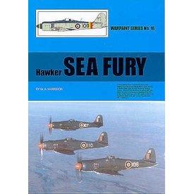 Warpaint HAWKER SEA FURY:WARPAINT #16 SC
