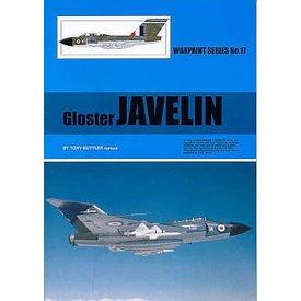 Warpaint GLOSTER JAVELIN:WARPAINT #17 SC
