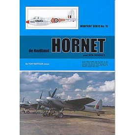 Warpaint DeHavilland Hornet & Sea Hornet:Warpaint#19 SC