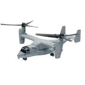 NewRay V22 Osprey Grey 1:72 Diecast Sky Pilot