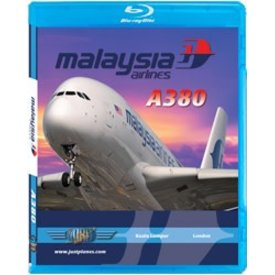 justplanes JUSTP BLU MALAYSIA AIRLINES A380