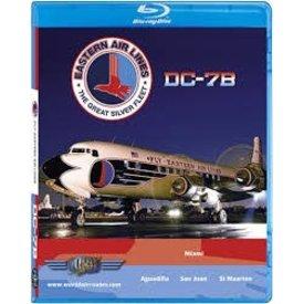 justplanes JUSTP BLU EASTERN AIRLINES DC7 RESTORED