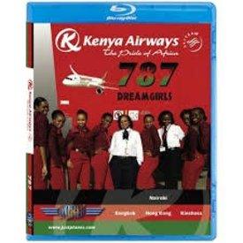 justplanes JUSTP BLU KENYA AIRWAYS B787 DREAMGIRLS