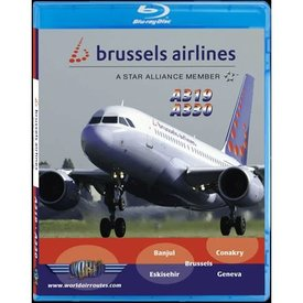 justplanes JUSTP BLU BRUSSELS AIRLINES A319/A330