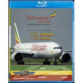 justplanes JUSTP BLU ETHIOPIAN B777-200LR/B767-300ER