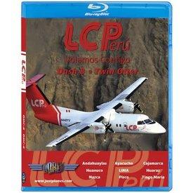 justplanes JUSTP BLU LC PERU DHC6 TWIN OTTER,Dash8