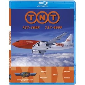 justplanes BluRay TNT Airways Cargo B737-300F B737-400F**o/p**