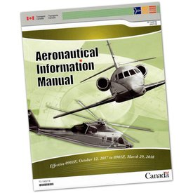 Transport Canada Aeronuatical Information Manual April 2017