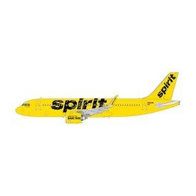 Gemini Jets A320neo Spirit NC14 yellow N902NK 1:200