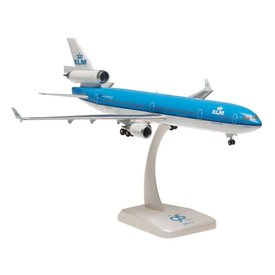 Hogan HOGAN MD11 KLM 95TH ANNIVERSARY PH-KCE 1:200 w/stand+gear
