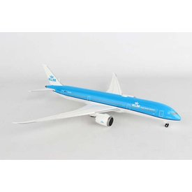 Hogan B787-9 KLM New Livery 2014 PH-BHF 1:200 straight Wing With gear (no stand)